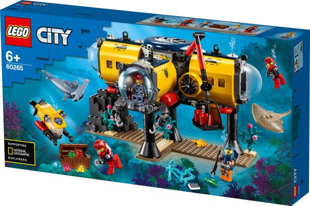 LEGO® Ocean Exploration Base 60265