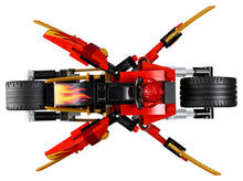 將圖片載入圖庫檢視器 LEGO®Kai's Blade Cycle & Zane's Snowmobile 70667