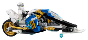 LEGO®Kai's Blade Cycle & Zane's Snowmobile 70667