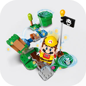 LEGO® Builder Mario Power-Up Pack 71373