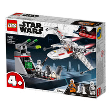 將圖片載入圖庫檢視器 LEGO®X-Wing Starfighter™ Trench Run 75235