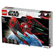 將圖片載入圖庫檢視器 LEGO® Major Vonreg's TIE Fighter™ 75240
