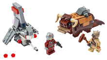 將圖片載入圖庫檢視器 LEGO® T-16 Skyhopper™ vs Bantha™ Microfighters 75265
