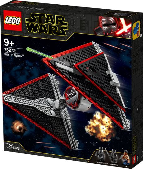 LEGO® Sith TIE Fighter™ 75272
