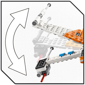 LEGO® Poe Dameron's X-wing Fighter™ 75273