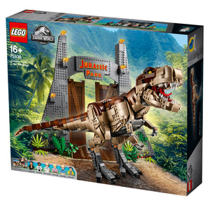 Jurassic Park: T. rex Rampage 75936 - LEGOLAND Discovery Centre Hong Kong