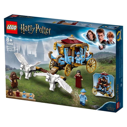 Beauxbatons' Carriage: Arrival at Hogwarts™ 75958 - LEGOLAND Discovery Centre Hong Kong