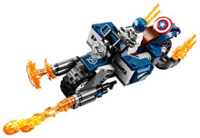 將圖片載入圖庫檢視器 LEGO®Captain America: Outriders Attack 76123