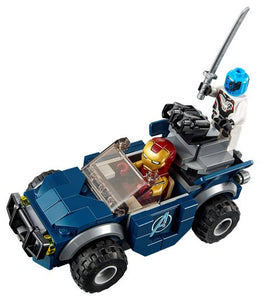 LEGO® Avengers Compound Battle 76131
