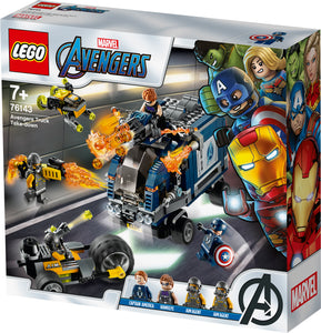 LEGO®Avengers Truck Take-down 76143