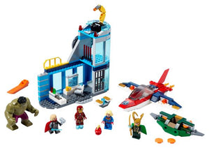 LEGO® Avengers Wrath of Loki 76152