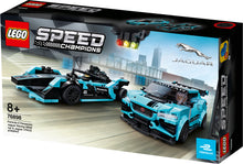 將圖片載入圖庫檢視器 LEGO® Formula E Panasonic Jaguar Racing GEN2 car & Jaguar I-PACE eTROPHY 76898