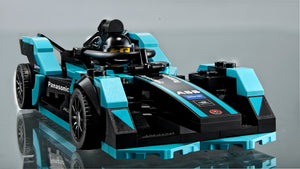 LEGO® Formula E Panasonic Jaguar Racing GEN2 car & Jaguar I-PACE eTROPHY 76898