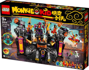 LEGO® The Flaming Foundry 80016