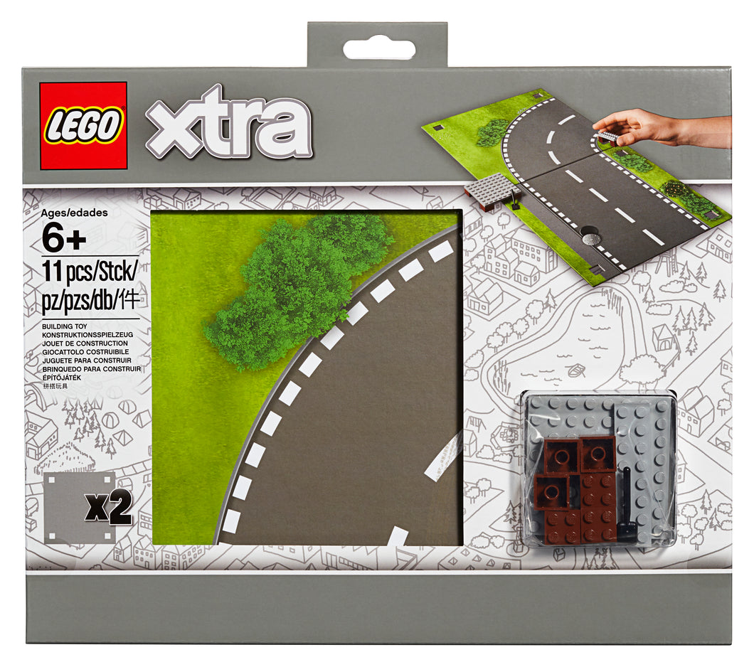 LEGO® Road Playmat 853840