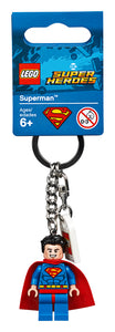 LEGO® Superman™ Key Chain 853952