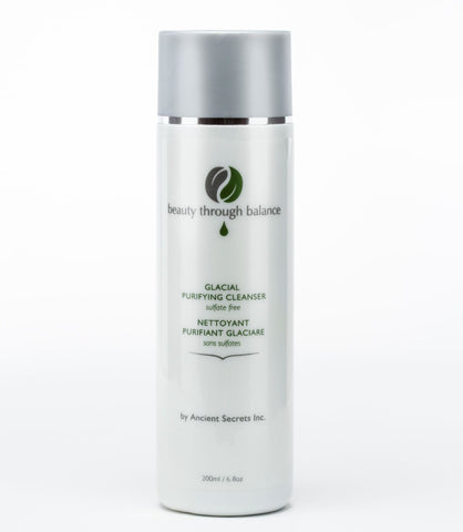 Glacial Purifying Cleanser