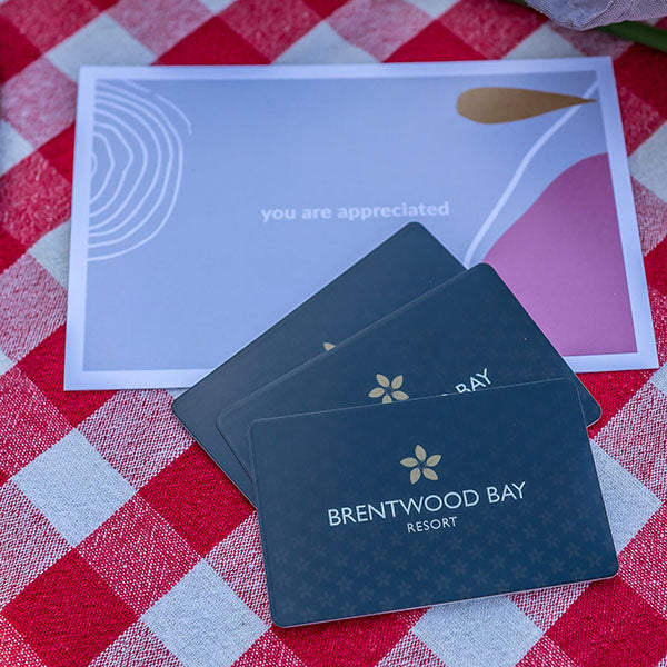 Brentwood Bay Resort Gift Cards