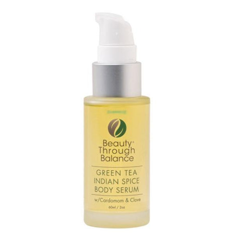 Green Tea Indian Spice Body Serum