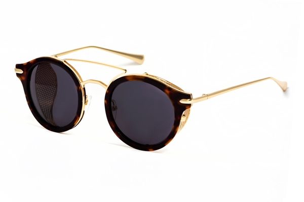 Hadid Eyewear | Mile High Sunglasses | Tortoise - Hadid Eyewear