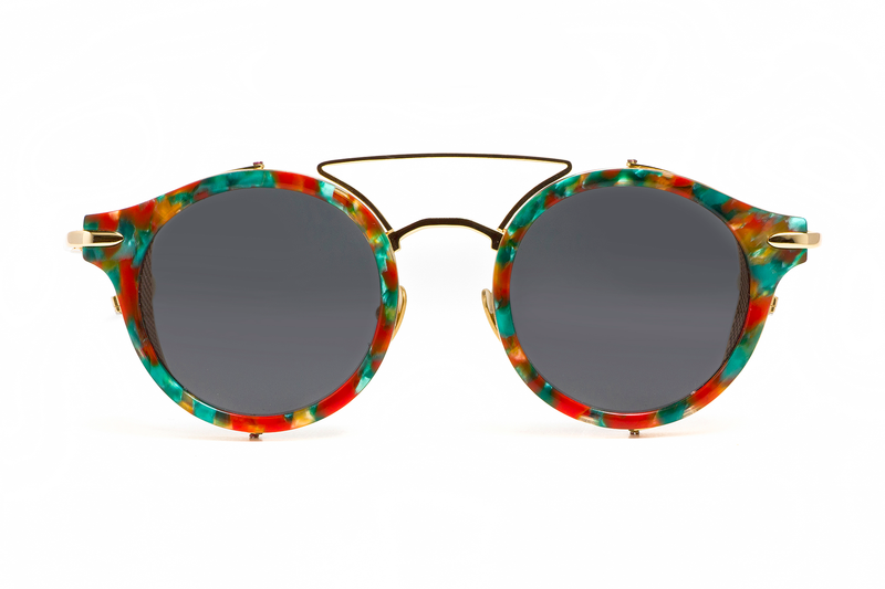 Hadid Eyewear | Mile High Sunglasses | Carnaval - Hadid Eyewear