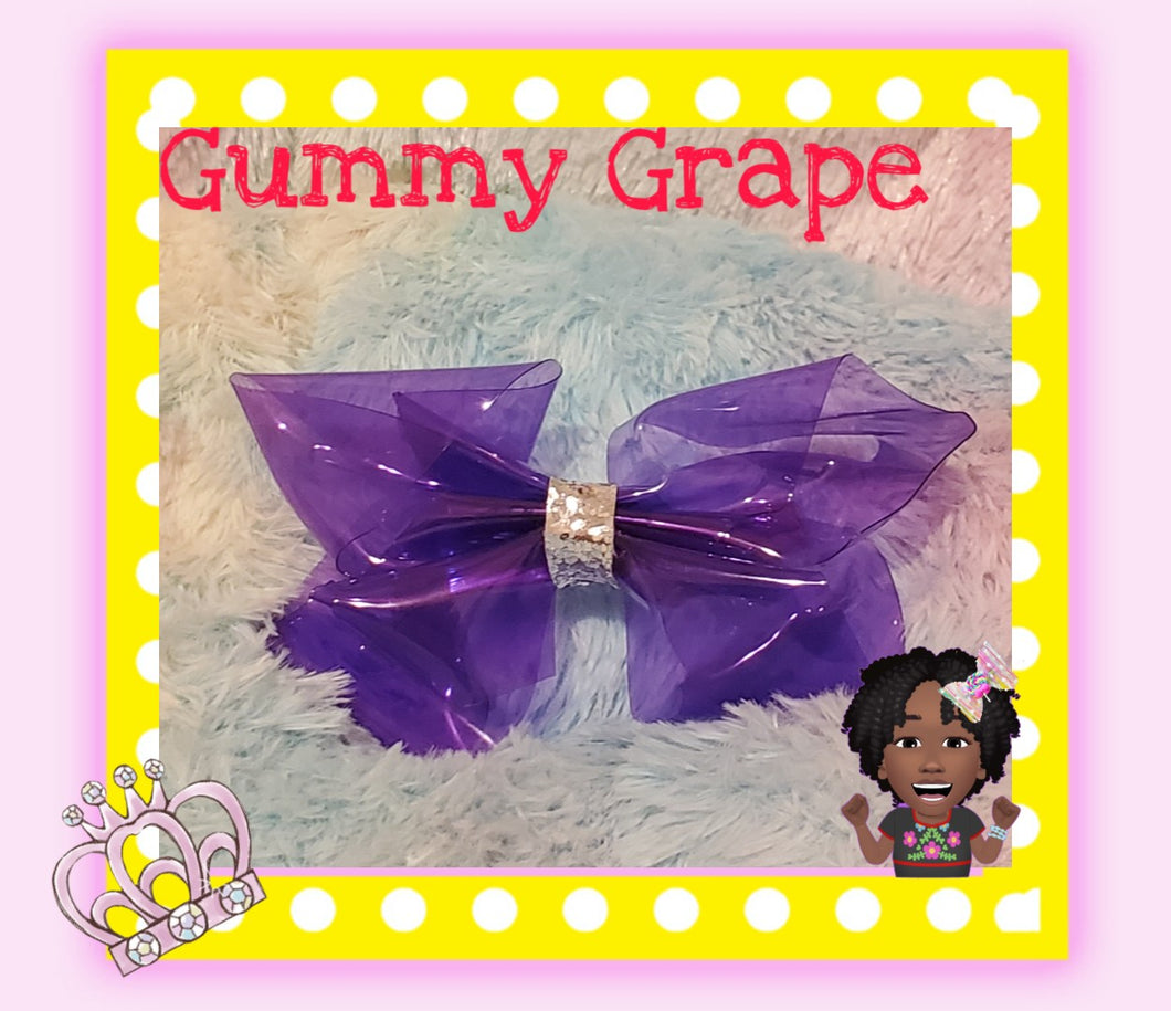 GUMMY GRAPE