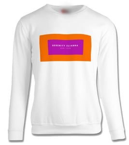 Candy Colored Sweatshirt (Pre-order Only)