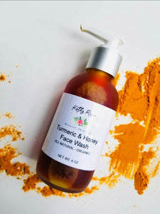 Tumeric & Honey Face Wash