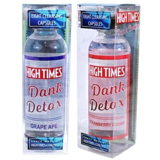 high times dank detox drink and capsules - HeadShop2Go.com