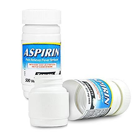 Aspirin Safe Can - HeadShop2Go.com