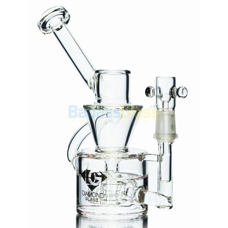 "7"" Matrix Recycler Oil Rig By Diamond Glass - HeadShop2Go.com"