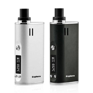 Yocan Explore Dry Herb and Wax Vaporizer - HeadShop2Go.com