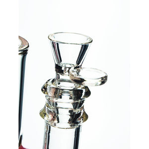 Pink Double Chamber Bong - HeadShop2Go.com