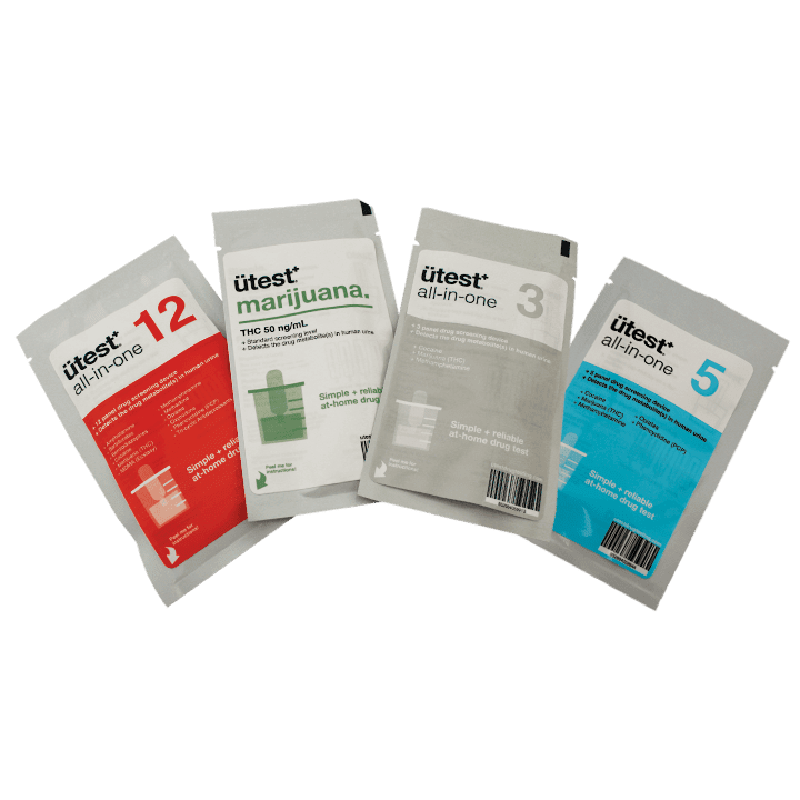 1 Panel Drug Test Kit U-test