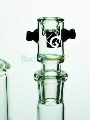 Black Water Gears Waterpipe by Diamond Glass.