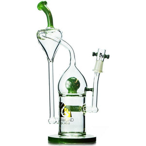 Big Recycler by Diamond Glass - HeadShop2Go.com