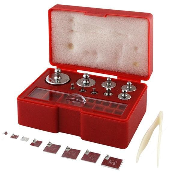 Calibration Weights  Set - HeadShop2Go.com