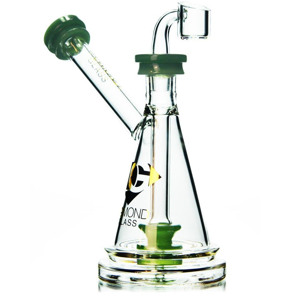 Scientific Beaker Oil Rig By Diamond Glass - HeadShop2Go.com