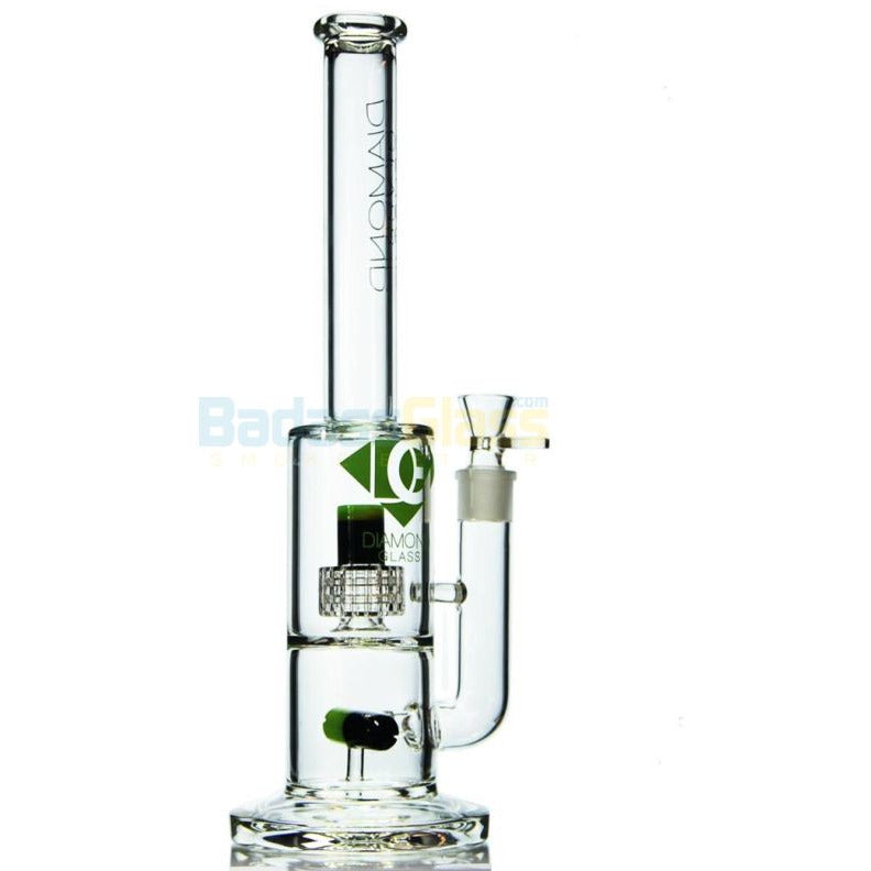 Matrix Pill Perc Bong by Diamond Glass - HeadShop2Go.com
