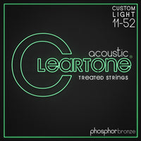 Cleartone Acoustic Guitar Strings