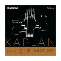 Kaplan Amo Violin String Full Set - By DAddario