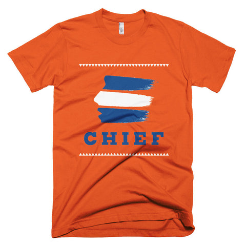 Council of Chiefs Orange T-Shirt