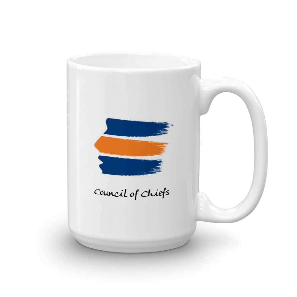 Council of Chiefs Coffee Mug
