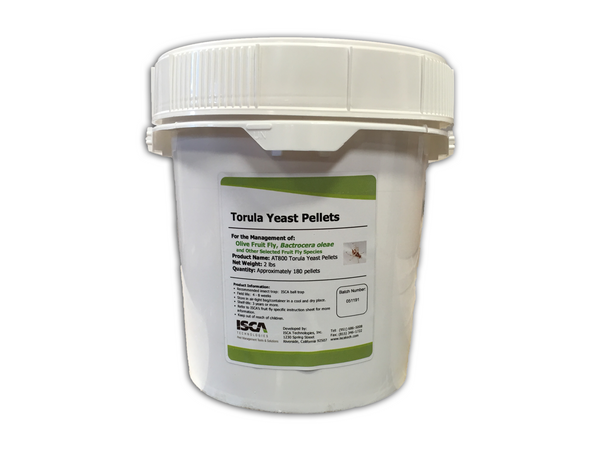 2 Pound Bucket of Torula Yeast - ISCA Technologies