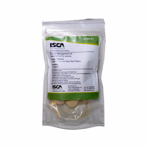 20 Pellet Pack of Torula Yeast - ISCA Technologies
