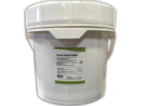 10 Pound Bucket of Torula Yeast - ISCA Technologies