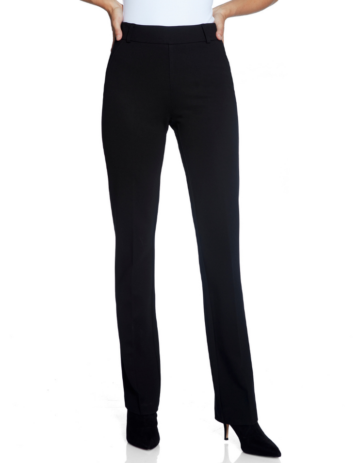 Classic Ponte Straight Leg #67051 - Up! Pants