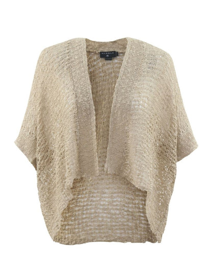 Open Knit Cardigan – Marble Fashions