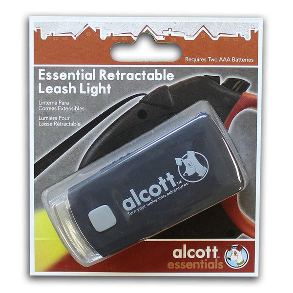 Essential Retractable Leash Light - Arden Approved! - alcott  - 2