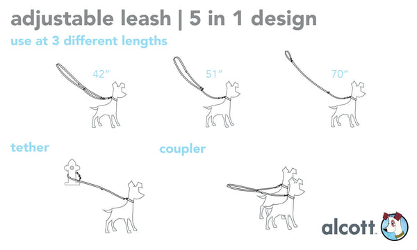 Adjustable Leashes
